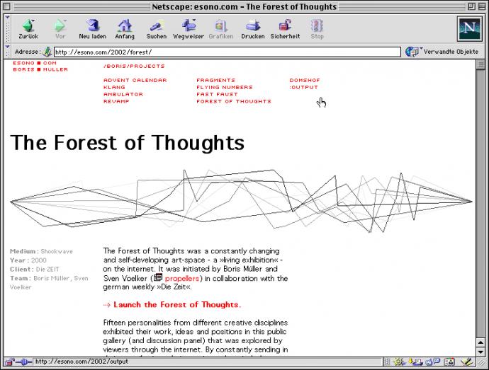 esono.com in 2002!